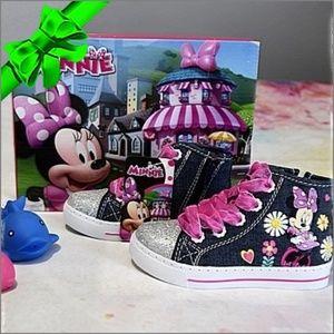 ❣️DISNEY Minnie Sneakers #53800906F15024S1ME10